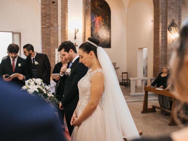 Il matrimonio di Soren e Giada a Longiano, Forlì-Cesena 56