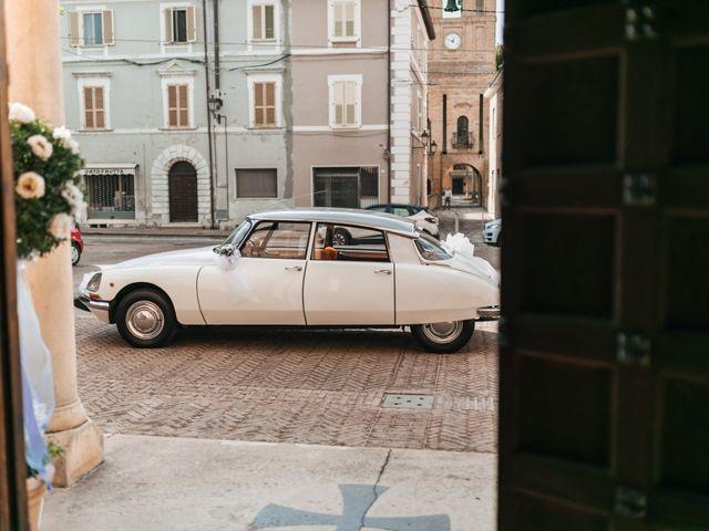 Il matrimonio di Soren e Giada a Longiano, Forlì-Cesena 57