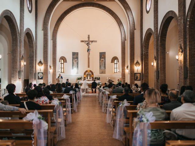 Il matrimonio di Soren e Giada a Longiano, Forlì-Cesena 58