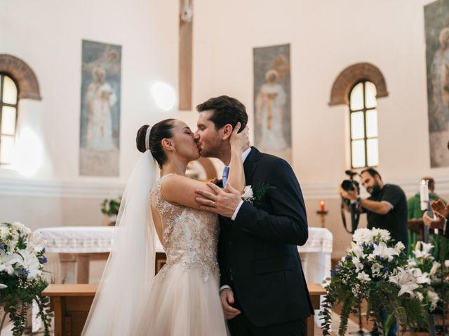 Il matrimonio di Soren e Giada a Longiano, Forlì-Cesena 64