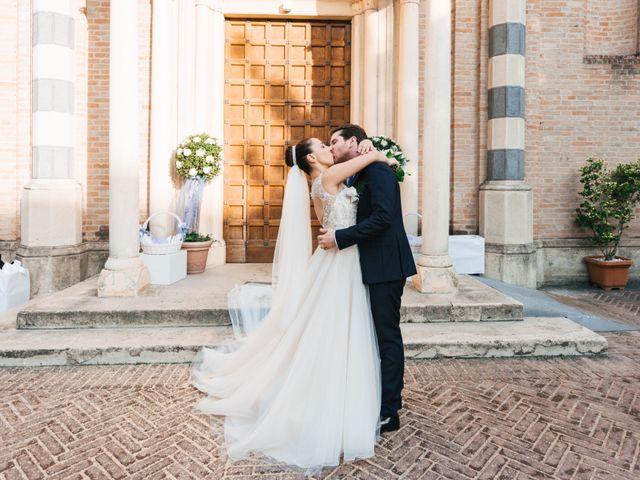 Il matrimonio di Soren e Giada a Longiano, Forlì-Cesena 67