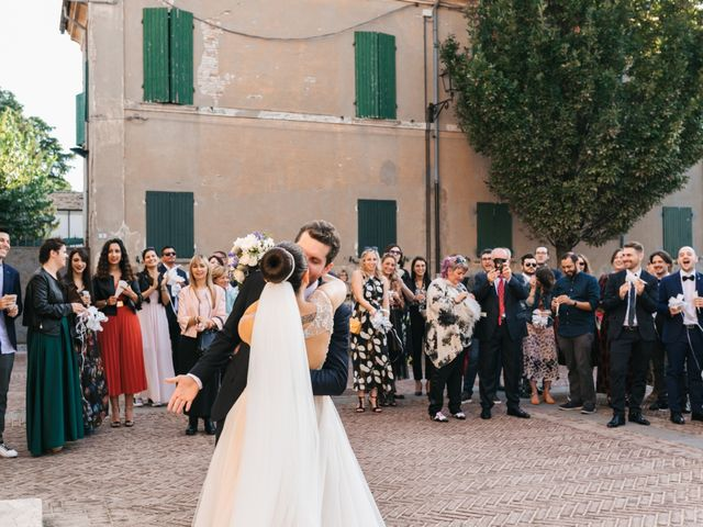 Il matrimonio di Soren e Giada a Longiano, Forlì-Cesena 68