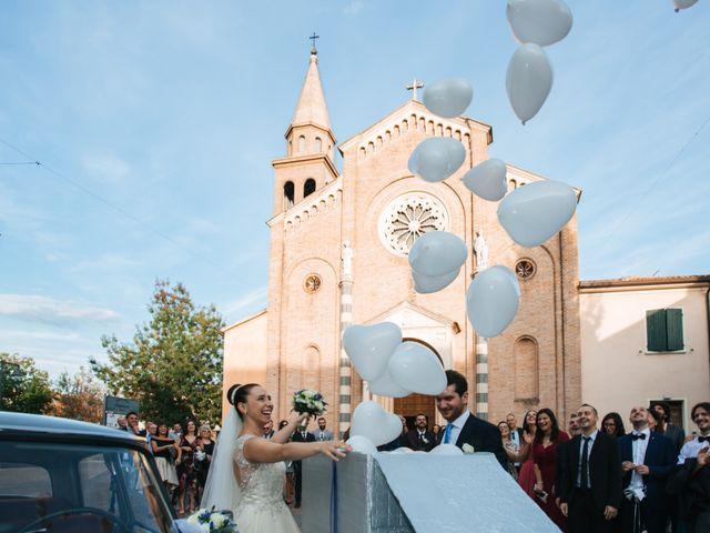 Il matrimonio di Soren e Giada a Longiano, Forlì-Cesena 72