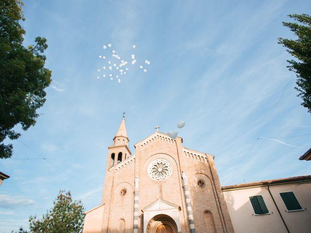 Il matrimonio di Soren e Giada a Longiano, Forlì-Cesena 73