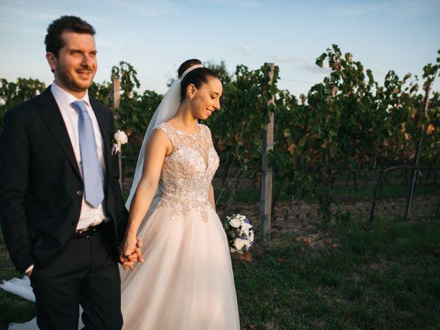 Il matrimonio di Soren e Giada a Longiano, Forlì-Cesena 74
