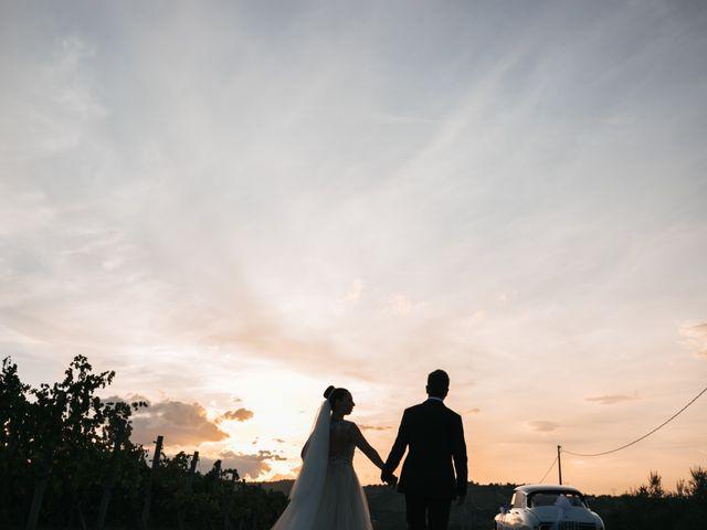 Il matrimonio di Soren e Giada a Longiano, Forlì-Cesena 77