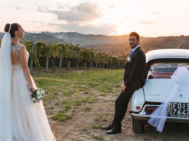 Il matrimonio di Soren e Giada a Longiano, Forlì-Cesena 78