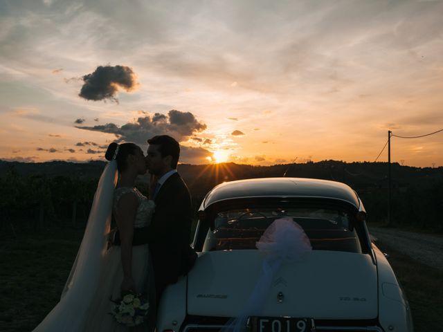 Il matrimonio di Soren e Giada a Longiano, Forlì-Cesena 1