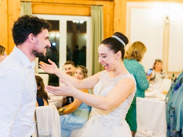 Il matrimonio di Soren e Giada a Longiano, Forlì-Cesena 89