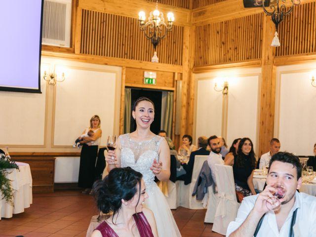 Il matrimonio di Soren e Giada a Longiano, Forlì-Cesena 95