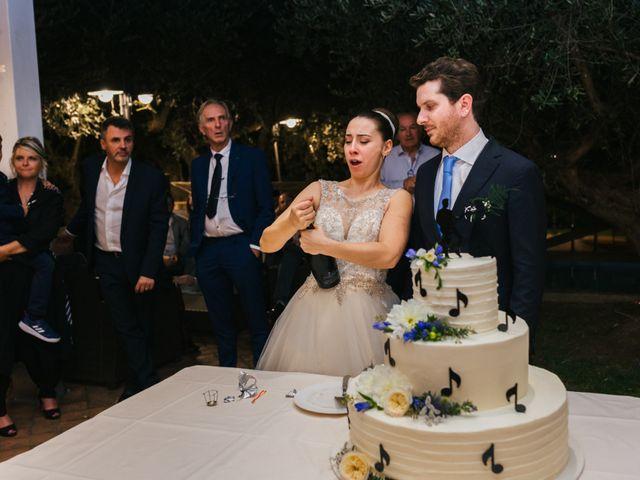 Il matrimonio di Soren e Giada a Longiano, Forlì-Cesena 109