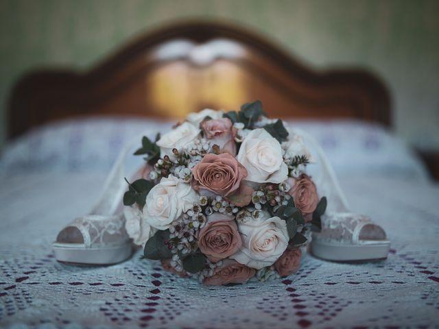 Il matrimonio di Mariafrancesca e Luca a Roma, Roma 12