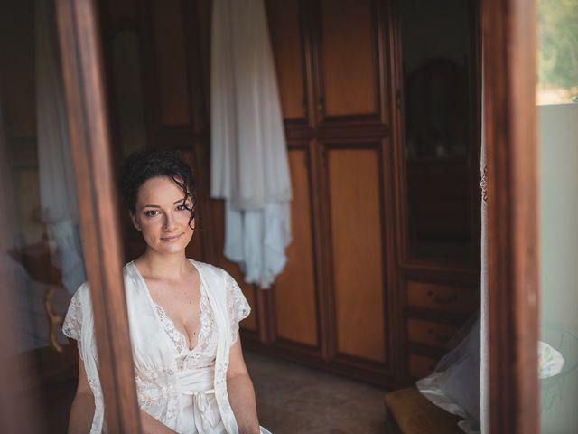 Il matrimonio di Mariafrancesca e Luca a Roma, Roma 14