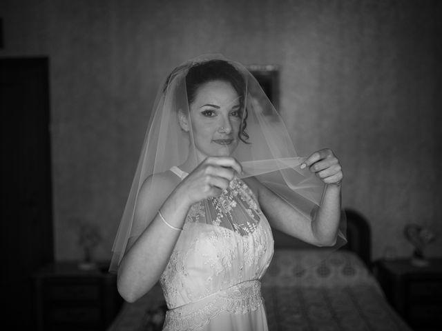 Il matrimonio di Mariafrancesca e Luca a Roma, Roma 25