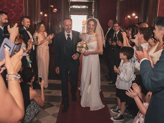 Il matrimonio di Mariafrancesca e Luca a Roma, Roma 30
