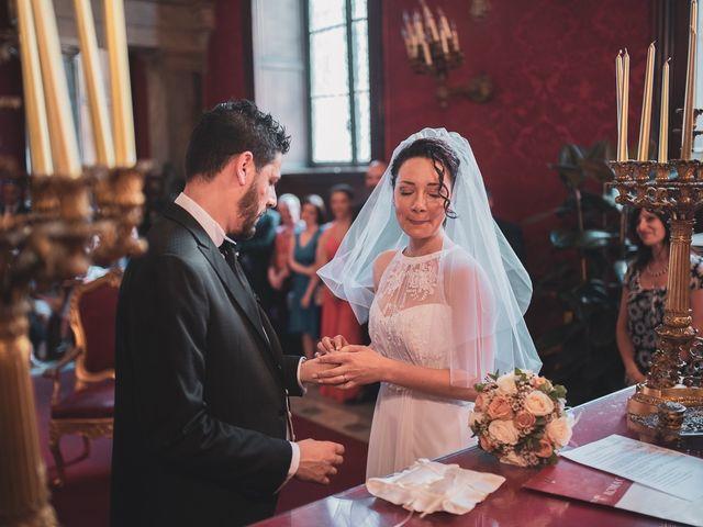 Il matrimonio di Mariafrancesca e Luca a Roma, Roma 32