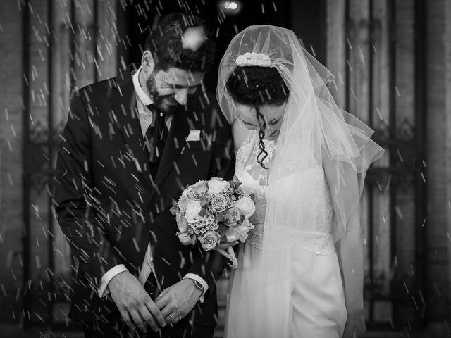 Il matrimonio di Mariafrancesca e Luca a Roma, Roma 33