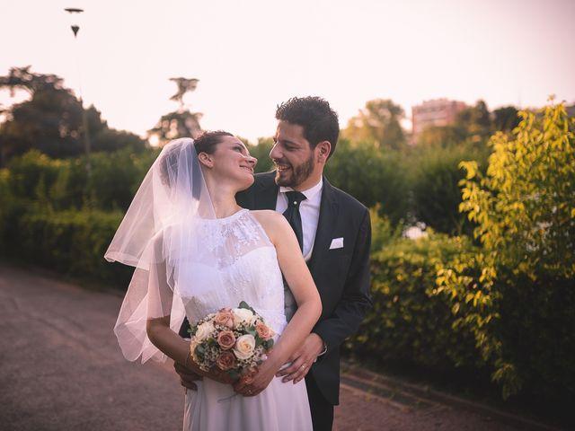 Il matrimonio di Mariafrancesca e Luca a Roma, Roma 35
