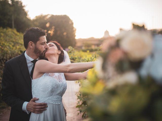 Il matrimonio di Mariafrancesca e Luca a Roma, Roma 43