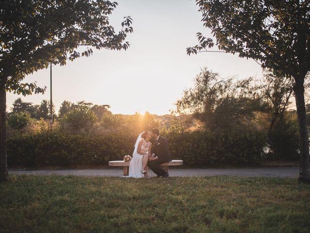 Il matrimonio di Mariafrancesca e Luca a Roma, Roma 1