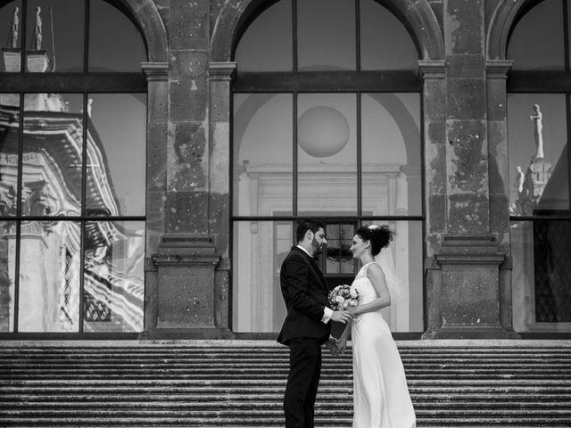 Il matrimonio di Mariafrancesca e Luca a Roma, Roma 46
