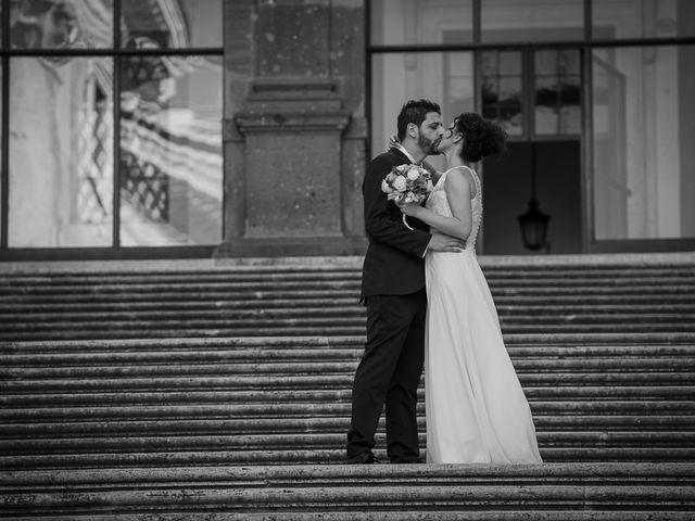 Il matrimonio di Mariafrancesca e Luca a Roma, Roma 47