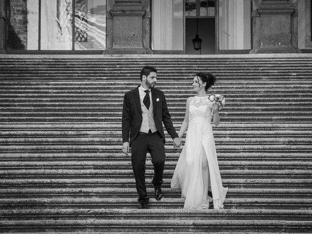 Il matrimonio di Mariafrancesca e Luca a Roma, Roma 48