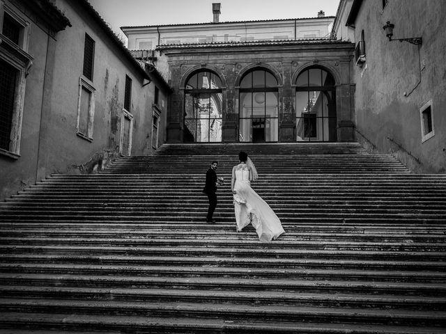 Il matrimonio di Mariafrancesca e Luca a Roma, Roma 49