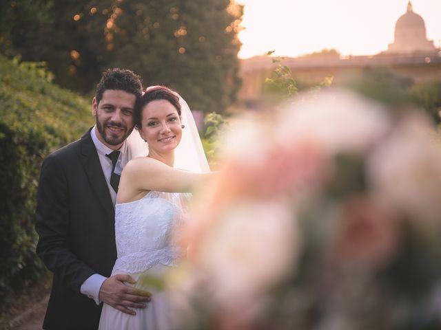 Le nozze di Luca e Mariafrancesca