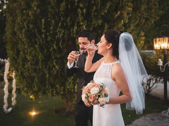 Il matrimonio di Mariafrancesca e Luca a Roma, Roma 51