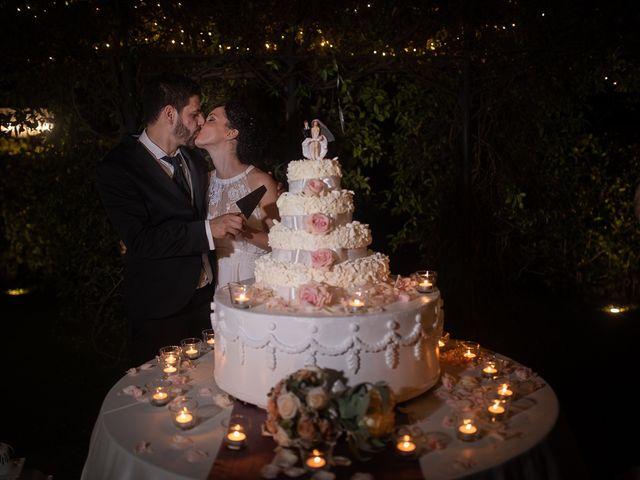 Il matrimonio di Mariafrancesca e Luca a Roma, Roma 57