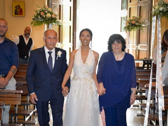 Il matrimonio di Katia e Stefano a Due Carrare, Padova 14