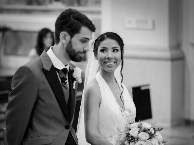 Il matrimonio di Katia e Stefano a Due Carrare, Padova 17