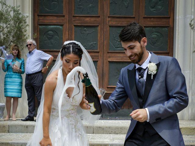 Il matrimonio di Katia e Stefano a Due Carrare, Padova 24
