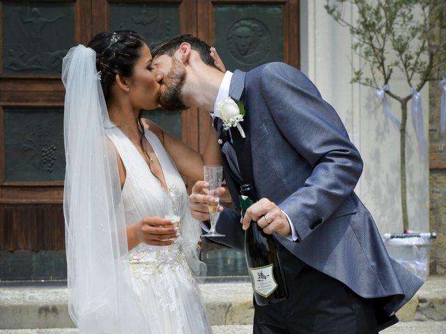 Il matrimonio di Katia e Stefano a Due Carrare, Padova 25