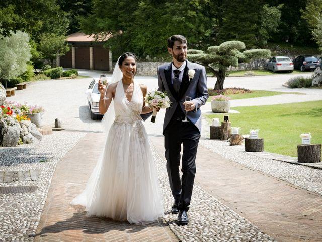 Il matrimonio di Katia e Stefano a Due Carrare, Padova 30