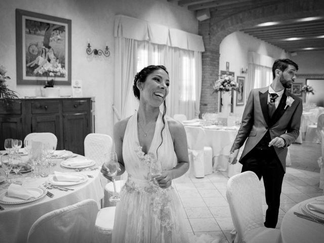 Il matrimonio di Katia e Stefano a Due Carrare, Padova 32