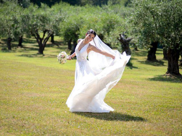 Il matrimonio di Katia e Stefano a Due Carrare, Padova 45