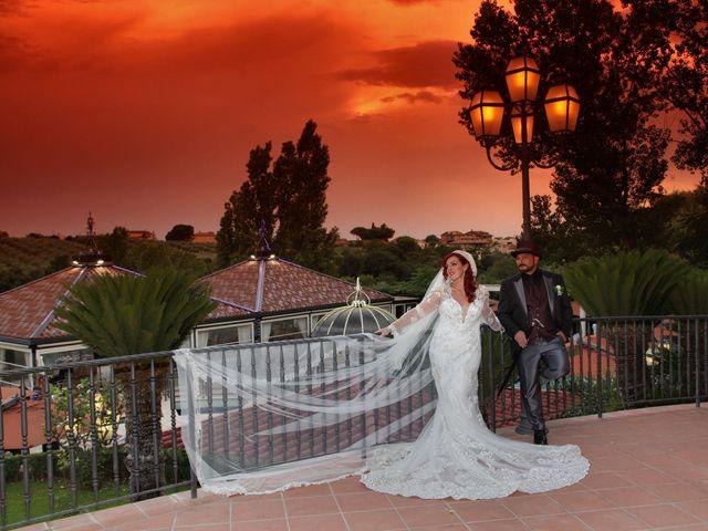 Il matrimonio di Roberto e Anna Rita a Roma, Roma 1