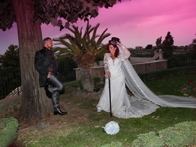 Le nozze di Anna Rita e Roberto