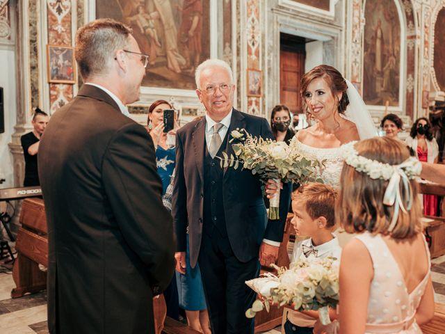 Il matrimonio di Alfonso e Enza a Milazzo, Messina 45