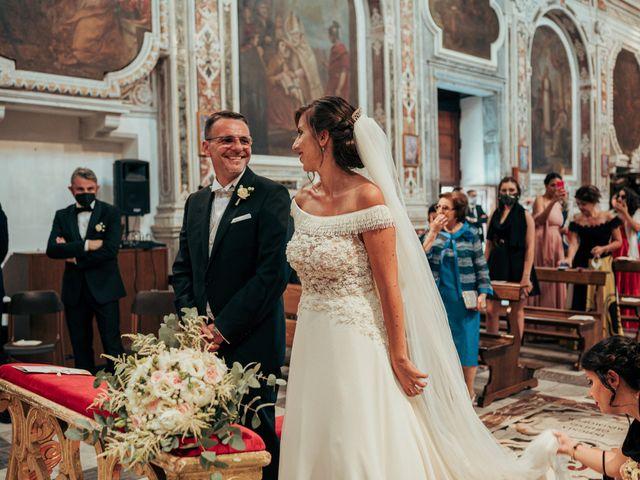 Il matrimonio di Alfonso e Enza a Milazzo, Messina 46