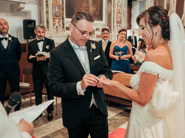Il matrimonio di Alfonso e Enza a Milazzo, Messina 47