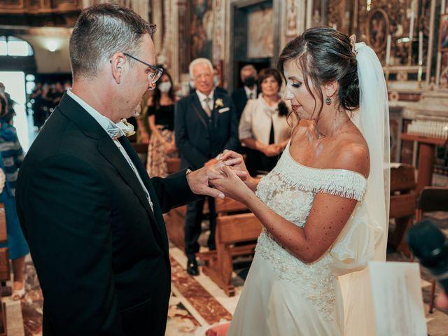 Il matrimonio di Alfonso e Enza a Milazzo, Messina 48