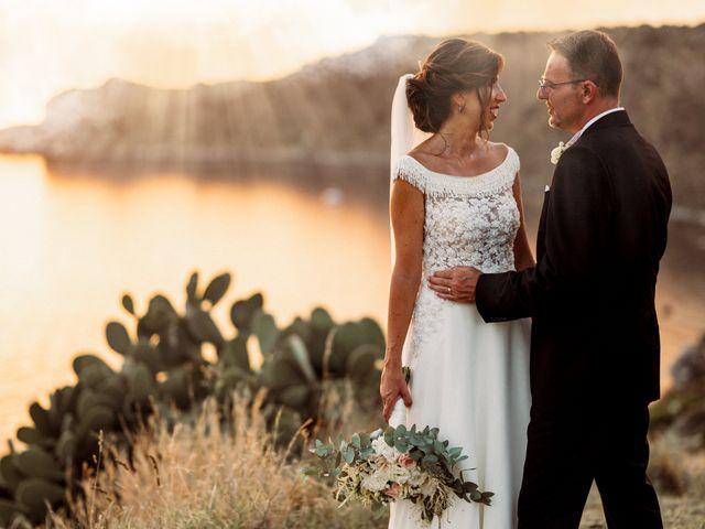 Le nozze di Enza e Alfonso