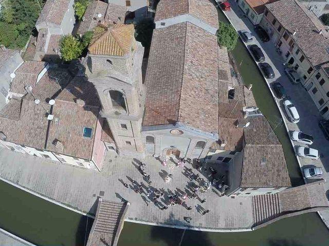 Il matrimonio di Andrea e Serena a Comacchio, Ferrara 19