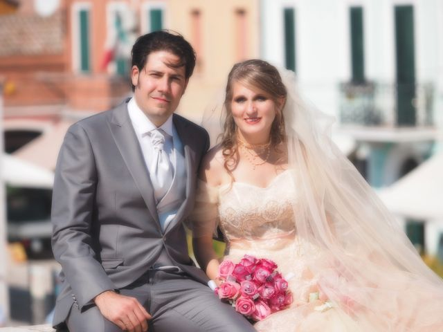 Il matrimonio di Andrea e Serena a Comacchio, Ferrara 28