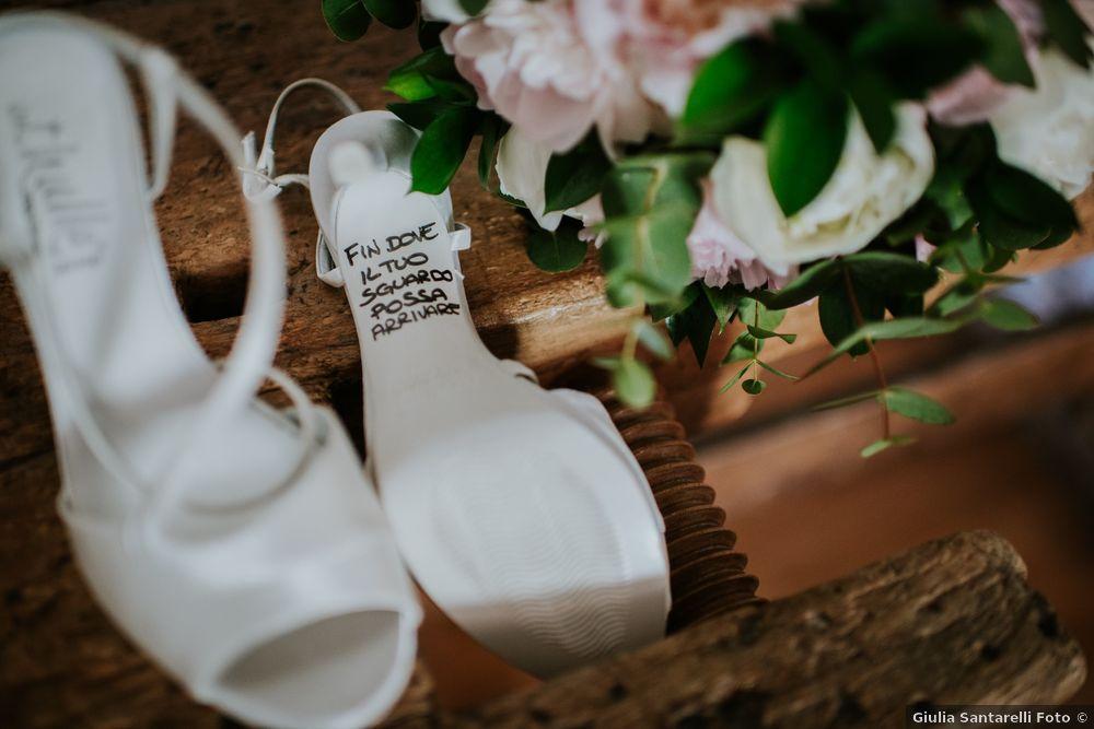 Scriverete un messaggio sotto la suola delle scarpe? 2