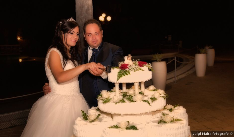 Il matrimonio di Salvatore e Jessica a Palma di Montechiaro, Agrigento