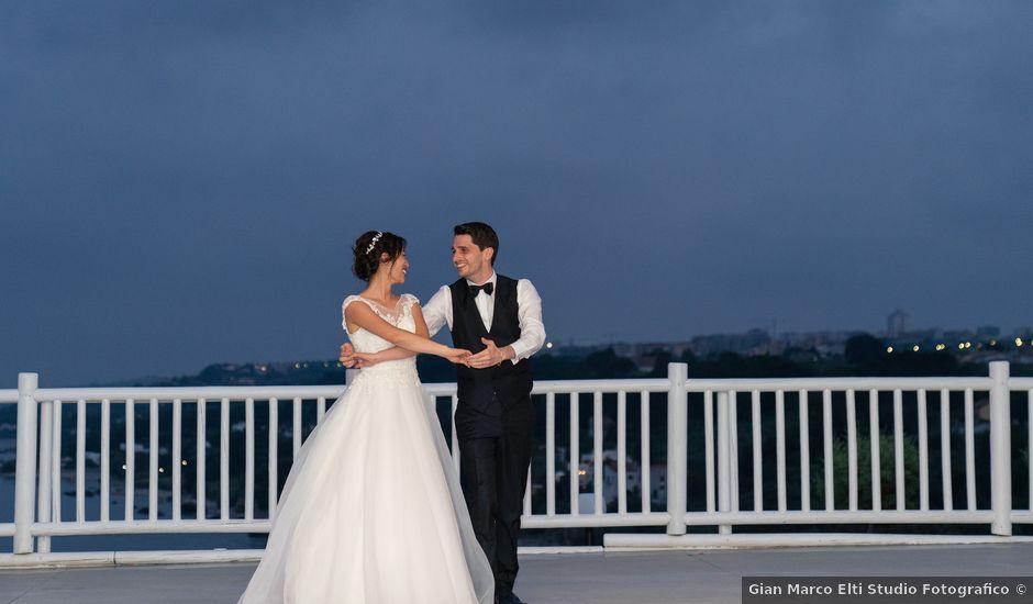 Il matrimonio di Francesco e Valentina a Vasto, Chieti